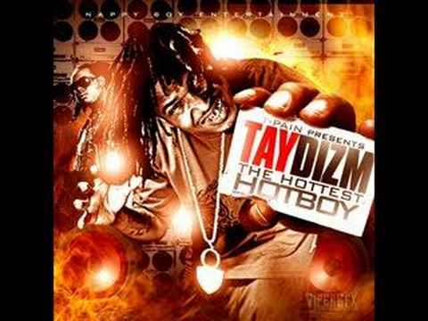 Tay Dizm Ft. T-Pain & Rick Ross - Beam Me Up (Lyrics)