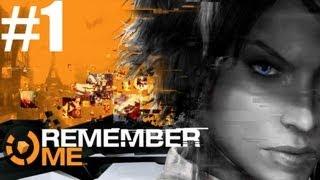 Remember Me - Walkthrough - PC Max Settings - Part 1 - Memory Wipe