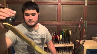 How To Apply A Colored Faux Wood Finish To Pvc Bows