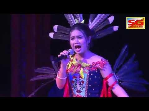 Parade Lagu daerah TMII 2017, Prov. Kalimantan tengah