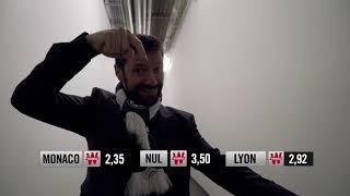 Julien Cazarre présente Monaco - Lyon