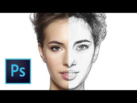 Trasformare Foto In Disegno A Matita Online Gratis.Come Trasformare Una Foto In Un Disegno Realistico In