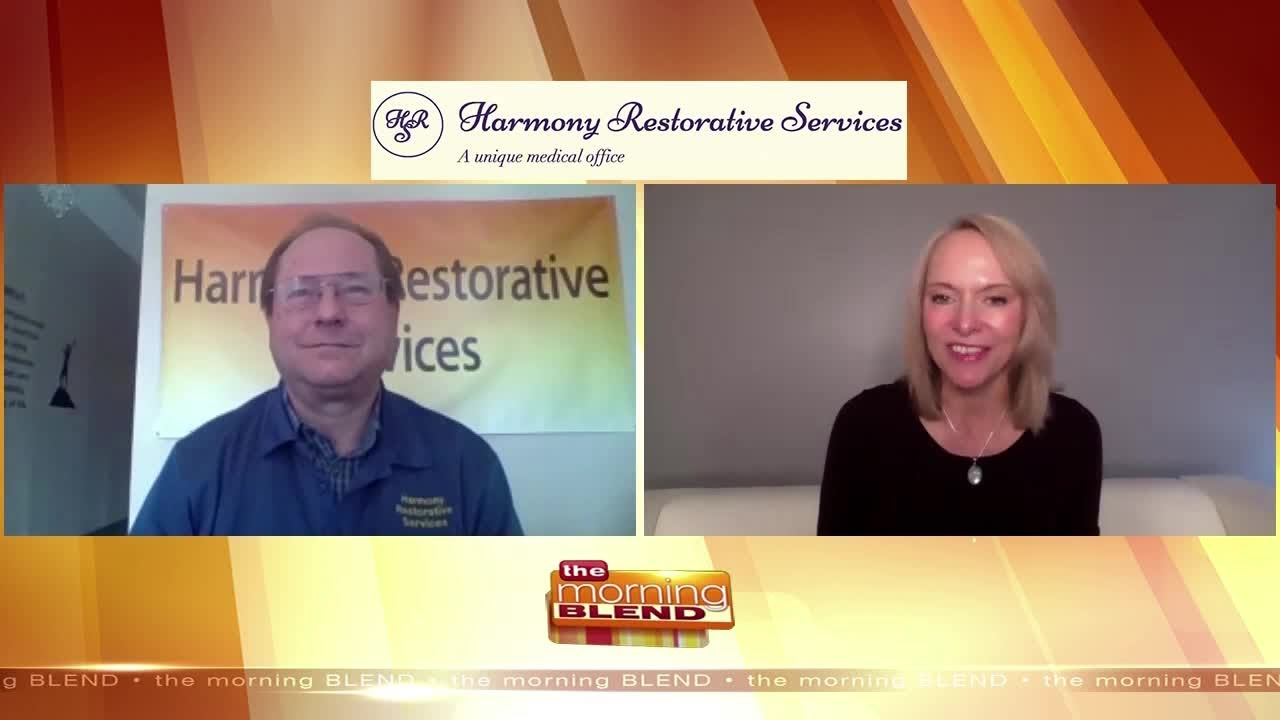 The Morning Blend with Harmony Restorative Services 1/28/21