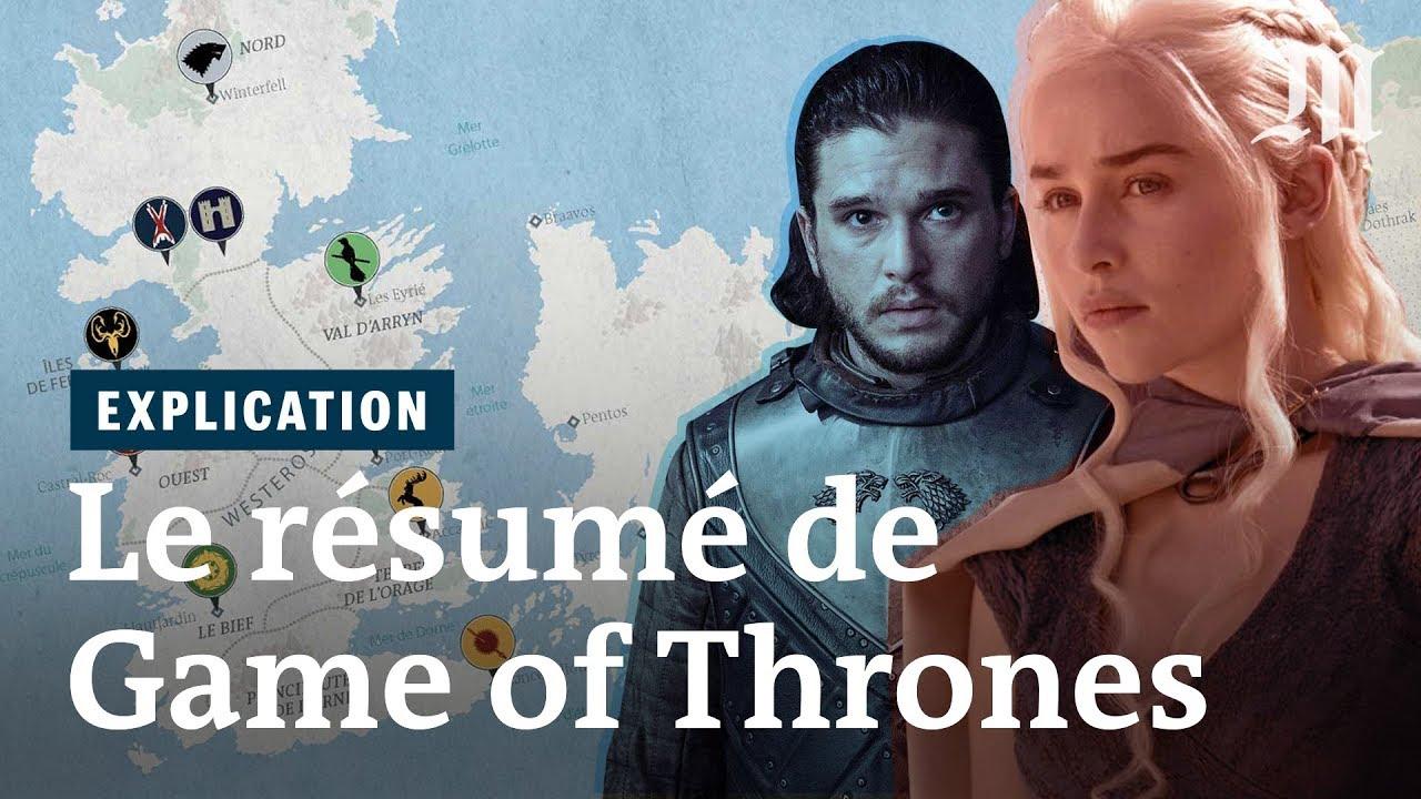 Game Of Thrones Le Résumé De La Série Saison Par Saison