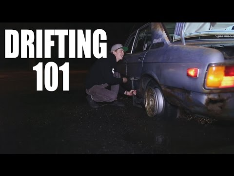 How To Drift For Beginners