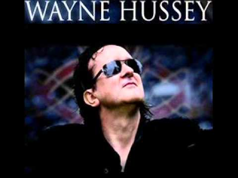 WAYNE HUSSEY ORDINARY WORLD