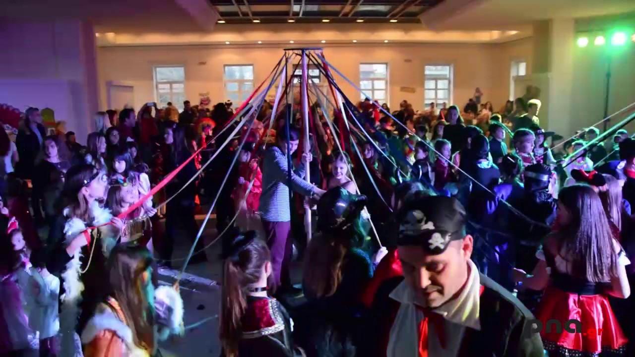 Για έκτη χρόνια ΑΕΚ Τρίπολης και Αρκαδιανή ξεφάντωσαν στο Maske Party του 2017