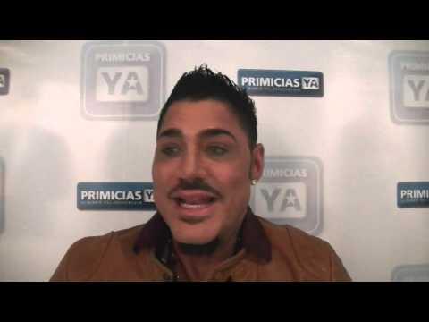 Ricardo Fort mano a mano con Primiciasya.com