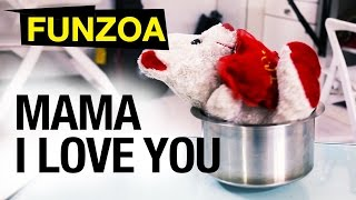 Mama I Love You | Song on Mother | Mimi Teddy | Funzoa