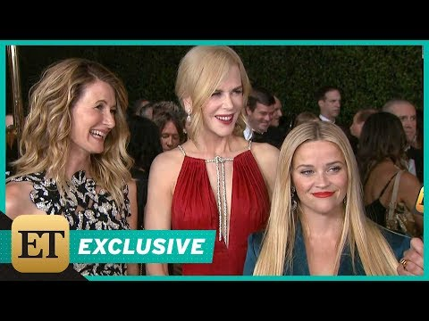 Emmys 2017: Reese Witherspoon, Nicole Kidman and Laura Dern 'Can't Say Yes' to a 'BLL' Season 2 Yet