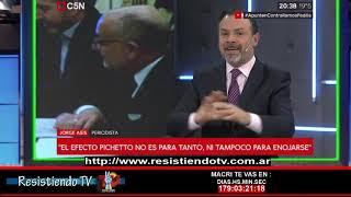 Baixar JORGE ASIS CON EL GATO SYLVESTRE  - RESISTIENDO CON AGUANTE TV