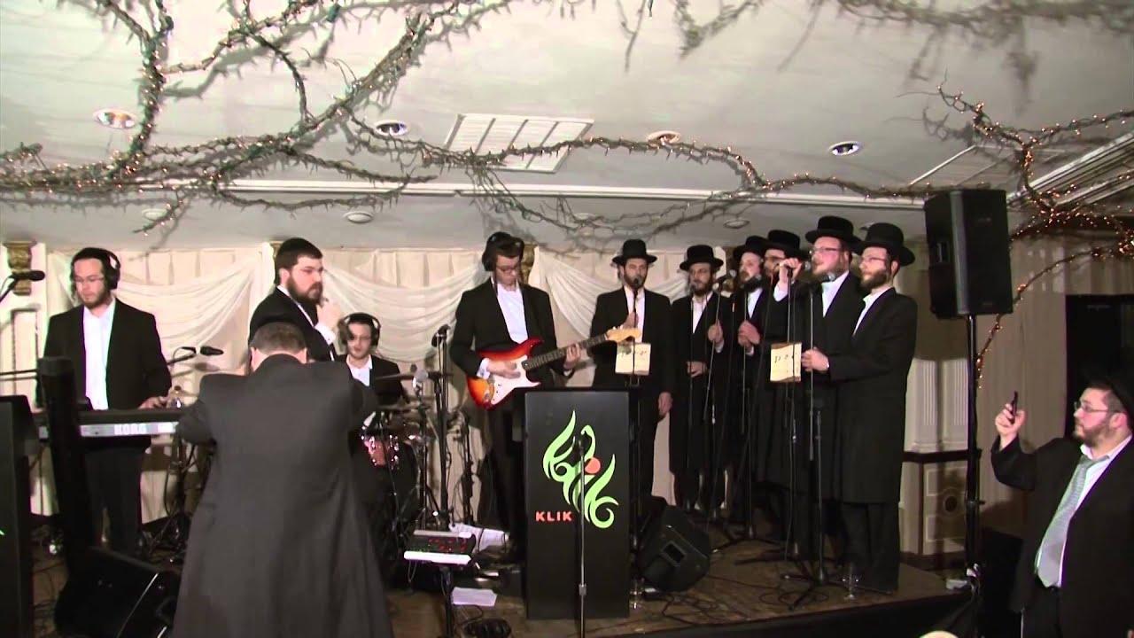 Benny Friedman with KLIK & Yedidim Choir  - Yesh Tikvah