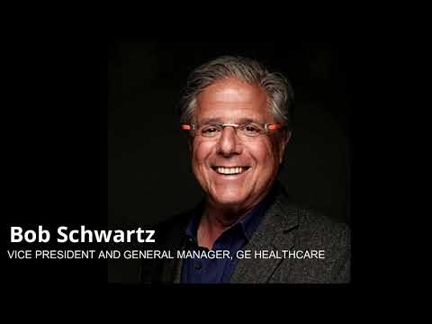 Bob Schwartz, Vice President and General Manager of GE Healthcare on Human-Centered Design (Podcast)