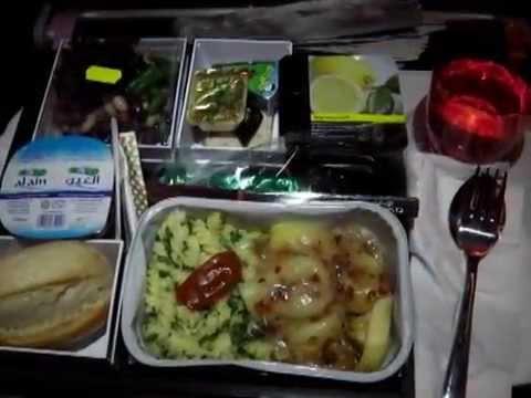 Etihad airways a346 ey0081 london abu dhabi 2014 full for Interieur airbus a340 600