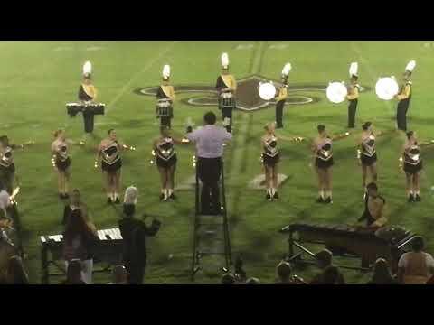 Cherokee County High School (AL) Marching Warriors 8/30/19