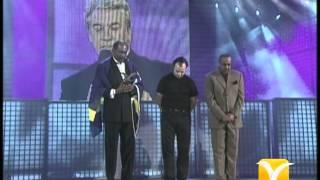 Festival de Viña 2000, Premiación Competencia Internacional