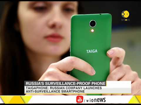 Russian company launches anti-surveillance smartphone, Taiga