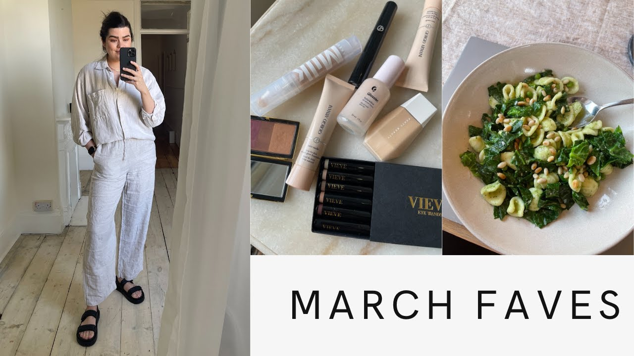 A Day In My Favourites: VLOG, Faves & First Impressions | The Anna Edit