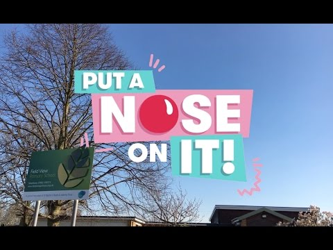 Put A Nose On It (Red Nose Day 2017)
