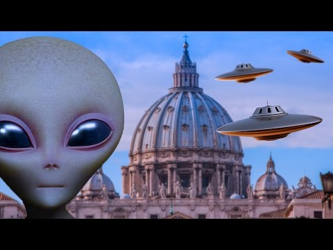 Aliens in the Vatican | Tom Horn & Cris Putnam | Sid Roth's It's Supernatural!
