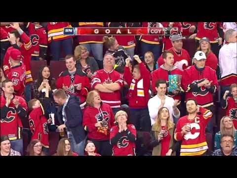 San Jose Sharks vs Calgary Flames - March 31, 2017 | Game Highlights | NHL 2016/17