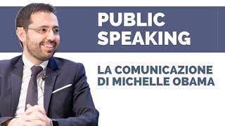 La comunicazione di Michelle Obama: linguaggio statico e linguaggio di processo.