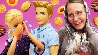 Барби куклы - все серии подряд. Барби и Кен не могут встречаться Сборник видео про Барби Баба Маня