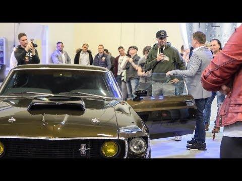 JP präsentiert Ford Mustang Shelby von Prior Design - Einzelstück! auf der EMS 2019!