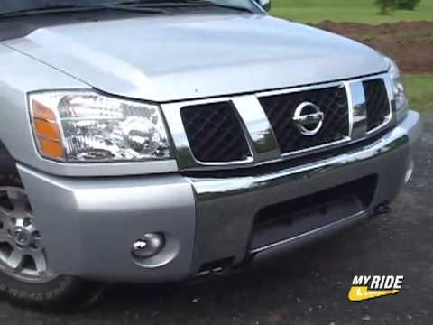 Review: 2004 Nissan Titan