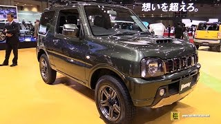 2016 Suzuki Jimny Land Venture - Exterior and Interior Walkaround - 2015 Tokyo Motor Show