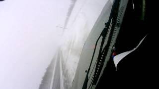 Авария на трассе Пенза - Саратов.