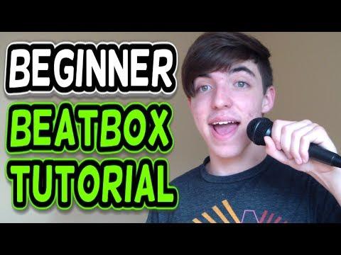 How To Beatbox - Beginner Beats (Tutorial)