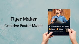 Flyer Maker, Poster Maker, Ad Banner Graphic Maker screenshot 2