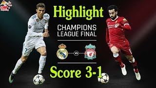 Real Madrid vs Liverpool 3-1 | Highlight Real Madrid vs Liverpool | Ẩm thực & Cuộc sống