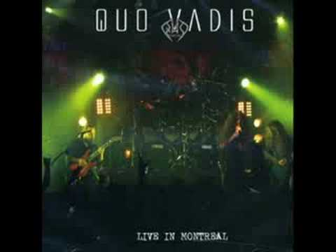 Quo vadis- Silence calls the storm