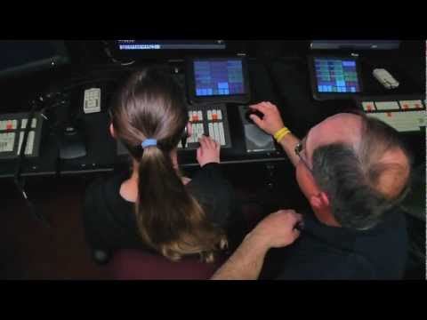 High School Students Learn About Air Traffic Control Careers