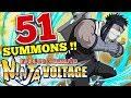 51 SUMMONS!  - Naruto x Boruto Ninja Voltage