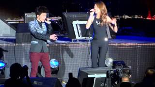 04/05/2013 A-Lin - 920 feat.小宇@潮拜music演唱會