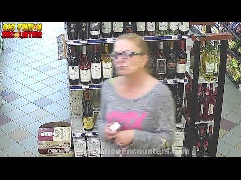 The Nasal Spray Shoplifter