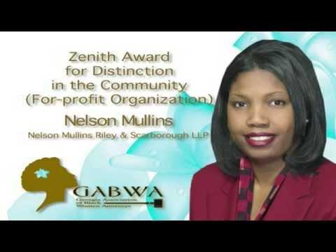 GABWA 2009 Nelson Mullins