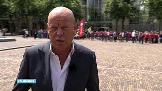 De zelfspot van Diederik Samsom en Emile Roemer - RTL NIEUWS