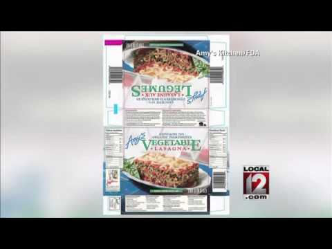 Amy's Kitchen, Wegmans recall spinach products for possible listeria