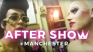 After Show - Sharon Needles -  Halloween, Manchester
