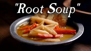 Historic German, Root Vegetable Soup