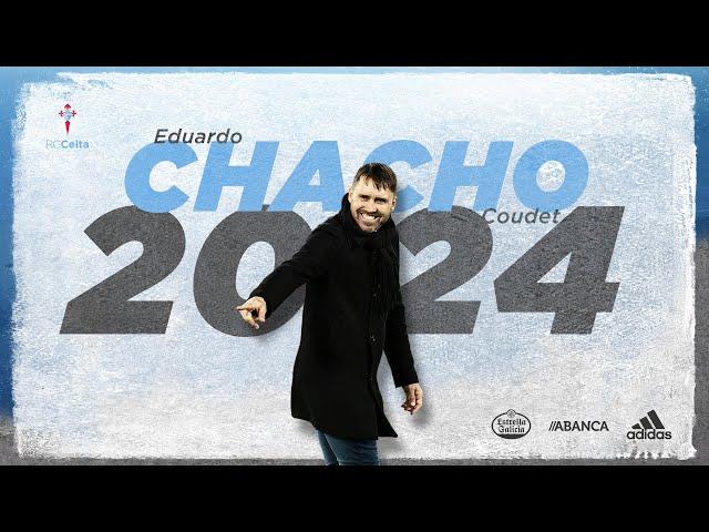 ¡Coudet 2024! 🔥🇦🇷 Eduardo Coudet será el entrenador del RC Celta en el centenario