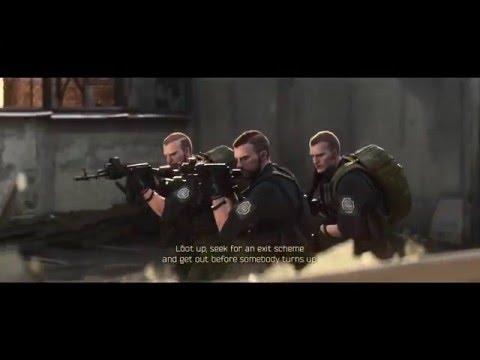 Escape from Tarkov – официальный трейлер