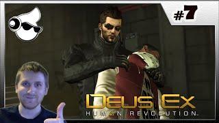 Deus Ex: Human Revolution - прохождение, обзор Часть 7