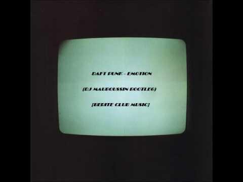 Daft Punk - Emotion (Dj Mauboussin Bootleg) // [BERITE CLUB MUSIC]
