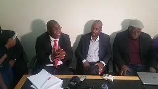 MDC- T Press Conference
