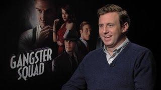 Ruben Fleischer - 'Gangster Squad' Interview with Tribute